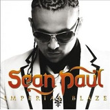 Sean Paul Imperial Blaze [cd Novo Fabrica Lacrado]